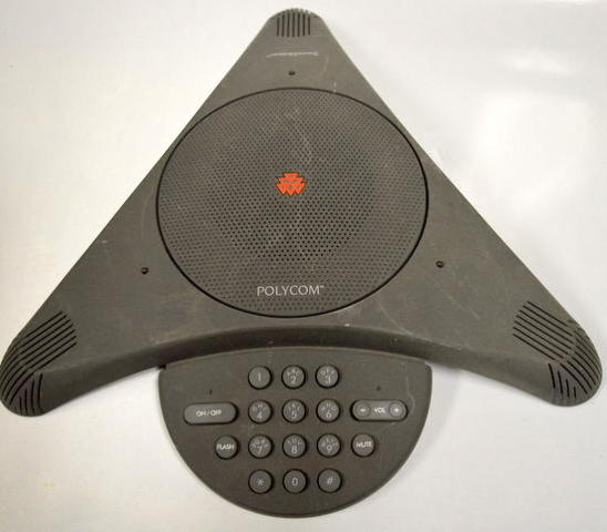 Polycom Soundstation EX2201-00106-001-H9 - Conference unit only.