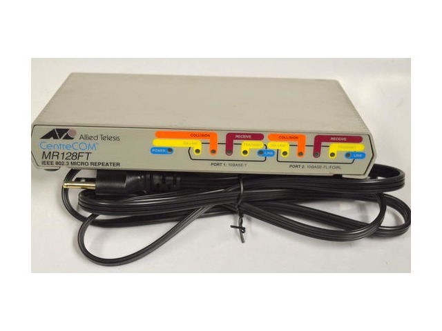 ATI Technologies #MR128FT - IEEE 802.3  Micro Repeater with Cord.