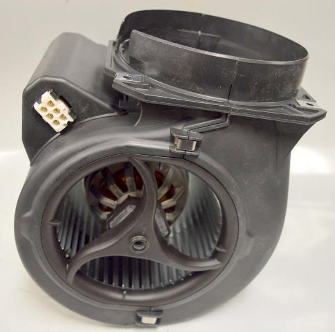 EBM-PAPST D2E146-HT65-94 Blower, 582 cfm, 115V, 3.2A, 1800 rpm