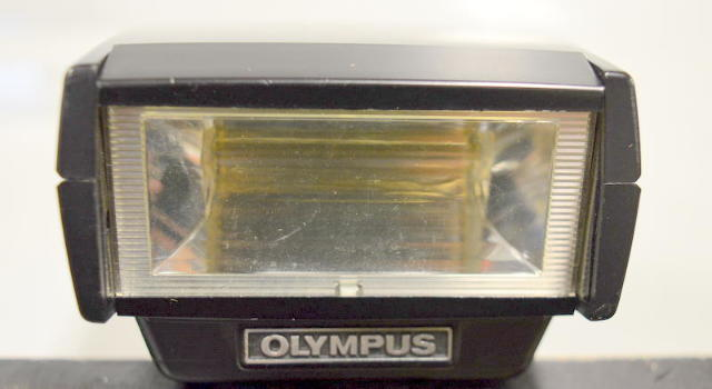 Olympus T32 Electronic Shoe Mount Flash