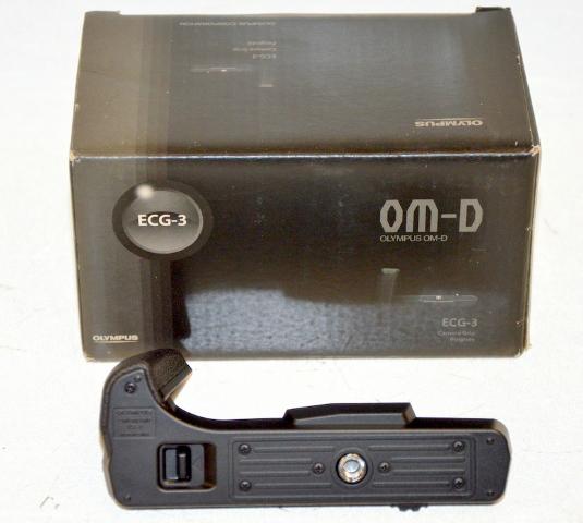 Olympus EDG-3 External Metal Grip for OM-D, E-M10 Mark II Digital Camera