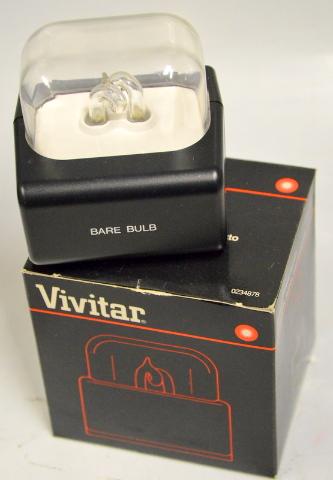 Vivitar Bare Bulb Head Module #0234878