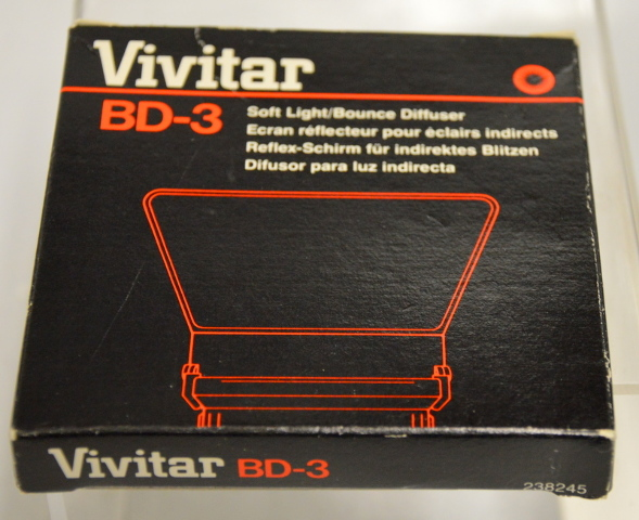 Vivitar BD-3 Soft Light/Bounce Diffuser #238245