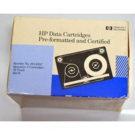 Hp Data Cartridges Pre-formatted and Certified #88140LC - 5 Per box.