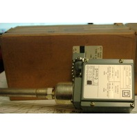Square D Temperature Switch, Class 9025,Ser. C, Type:GYH-23 - NEW