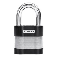Stanley Hardware 828-244 2-1/2-Inch and 60-mm Laminated Security Lock, 1-1/2 Shackle