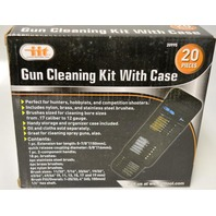 IIT 20995 Gun Cleaning Kit with Case