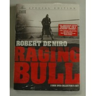 Raging Bull 2-Disc Collector's Set  *NEW DVD* sealed