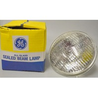 GE All Glass Sealed Beam Lamp