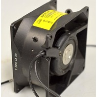 """Comair Rotron Axial Fan,Sprite 115 VAC 3 1/8"""" Square, 50/60Hz, .19/.15A - #SU2C1"""