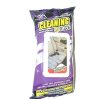 Four Peaks 27 count Cleaning Wipes.