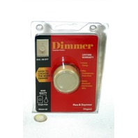 Dimmer #R600-IV 600 Watt by Pass & Seymour - New