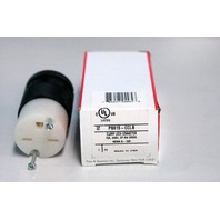 Pass & Seymour Clamp Lock Connector #PS615-CCLB - New