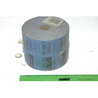 1000 - 2 part Coat/Claim Tickets #22128 - 1 roll - New