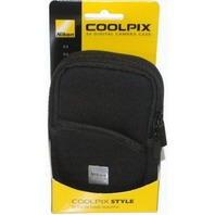 Nikon Coolpix style S4 Digital Camera case w/ belt loop
