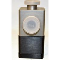 Varian Small Aluminum Block Valves, part L-9481-301. NEW