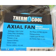 Thermocool Axial Fan #G12038HAS - New