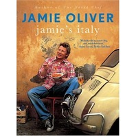 Jamie's Italy - Jamie Oliver Authentic Italian Cook Book - ISBN13:978-1-4013-0195-8