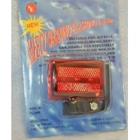 5 LED Flasher Safety Light- W/Several Features #FL250R