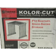 Kolor-Cut KatchAll Food Safety Tools-New- Board Stand