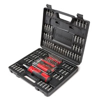 Tekton 2841 135 Pc.Everybit Ratchet Screwdriver and Bit Set - New