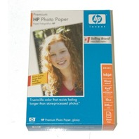 HP Premium 4x6 Photo Paper, Glossy #Q1990A 100 sheets!