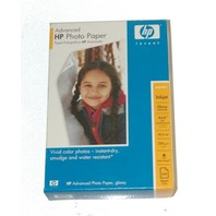 HP Advanced 4x6 Photo Paper, Glossy #Q7906A  100 sheets
