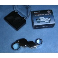 JEWELER'S LOUPE - NEW - DUAL SIDES