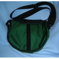 Nylon Saddle Bag-Sm. Size - Green
