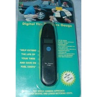 Digital Tire Pressure Gauge - 0-60 PSI