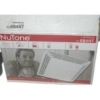 Nutone Ventilation Fan - #684NT - New - Part missing