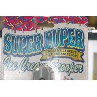 Super Duper Ice Cream Scooper - New