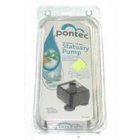 Pontec SP 40G 55Gph Indoor/Outdoor Statuary Pump New