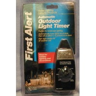 First Alert Automatic Light Timer