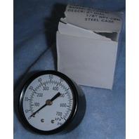 Pneumatic Pressure Gauge 0-100