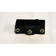Micro Switch #BZ-2RDT SPDT- 15A Plunger type - New