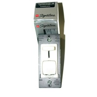 Pass Seymour SLS603PLACC6 Preset Slide Dimmer 1P, 3 Way, 600W Light Almond NEW