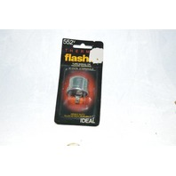 Thermal Flasher 12V #552 Flashes 2 to 6, 32 candlepower, 12V lamp.
