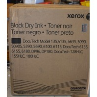 Xerox Pack of 3 Toner Cartridges - #006R00206 - Box sealed.