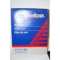 ACDelco Air Filter #A1519C - 19166110