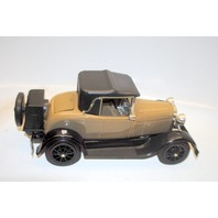 1928 Model A Ford Jim Beam Collectable Decanter Car.