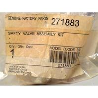 Safty Valve Assembly Kit #271883 Genuine Factory Parts Model (Code 39)
