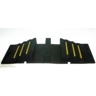 """Molded Rubbber Cable & Hose Protection Bridges 32-2/4"""" X 12"""" X 3-1/2"""" RHCB-12"""