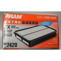 Fram Extra Guard 2X Engine Protection #CA7420 Air Filter