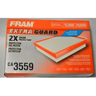 Fram Extra Guard 2X Engine Protection #CA3559 Air Filter