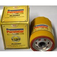 """Purolator """"Pure One"""" Grip Control Oil Filter #PL24457"""