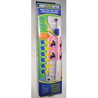 Craft-Lite Cutter - Worlds First Paper Cutter w/Built-In Backlight - #CRO11112