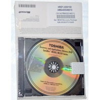 Toshiba Satellite M30X/M35X Series Recovery DVD - Never Opened
