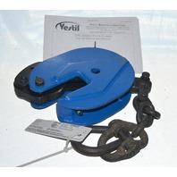 Vestil Vertical Plate Clamp 1/Chain - 2000 lbs Capacity, #CPC-20