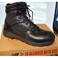 New Balance Leather Safety and Work Boots-Men's US Shoe Size is 13M - #961MBK - Lightly used - in original box.